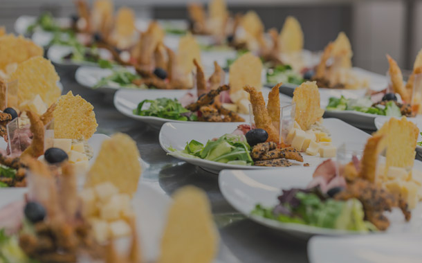 Wedding Venue Catering